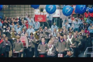 The Band at the Lord Mayor's Show 2012 (BBC)